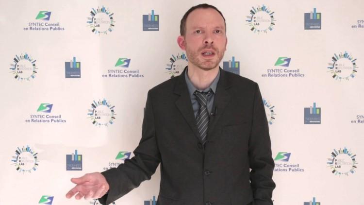 Fabrice Epelboin, merdologue