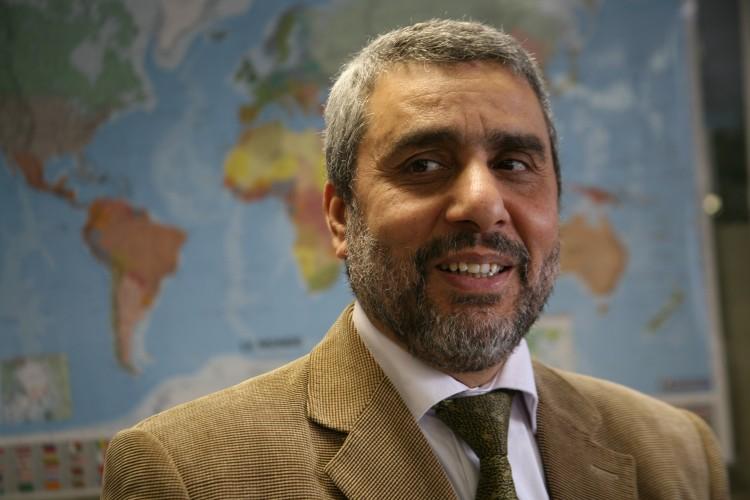 Portrait Rachid Lahlou