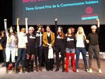 FEMEN Grand Prix de la communication solidaire