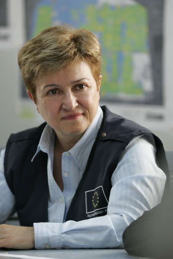 European Commissioner for International Cooperation, Humanitarian Aid and Crisis Response