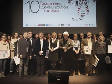 10ème Grand Prix de la communication solidaire Communication Sans Frontières